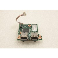 HP Compaq 6510b Card Reader USB Board 443883-001