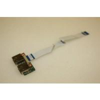 HP Pavilion dv6 USB Ports Board Cable DAUT3ATB6C0