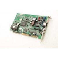 Askey ISA Modem Sound Card 16-Bit 56K 80-200V234-1 V1456VQH-R 91141815