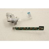Dell UltraSharp 1708FP Power Button Board 6832177700P01
