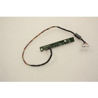 Dell E172FPT LED Power Menu Button Board Cable 6832142000-01