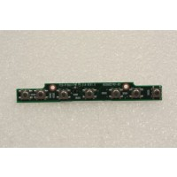 HP Compaq nc4000 Power Media Button Board PSB-PF8607-PW