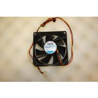 EZcool EZF8025 80mm x 25mm 3Pin Case Fan