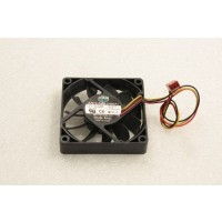 Cooler Master A7015-34BB-3AN-P1 3Pin Cooling Fan 12V 0.22A MGT7012XB-A15