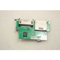 Advent 9107 Card Reader Board TB20609C 20030685 SMSC2228-05