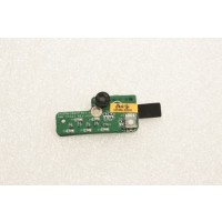 Dell Latitude D530 Power Button Board DA0DM6YB8A0
