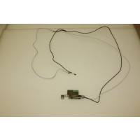 HP Pavilion dv4000 WiFi Wireless Antenna Aerial Set 25.90159.001