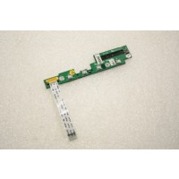 Clevo Notebook D410S Power Button Board Cable