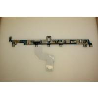 HP Pavilion dv8000 Power Media Button Board Cable LS-2846P