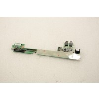 Panasonic ToughBook CF-73 Audio Power DC Jack Board DL3UP1258BAA
