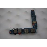 Sony Vaio VGN-FZ USB & Audio Board 1P-1076G02-8010