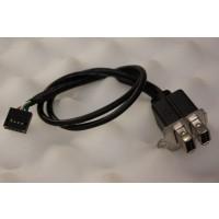 Fujitsu Siemens Scenic P300 T26139-Y3894-V2 USB Panel Ports