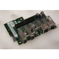 Dell Optiplex GX620 DT P8476 Power Button USB Audio Panel Board