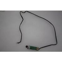 Sony Vaio VGN-FJ MIC Microphone Board Cable DA0RD1TB8C4
