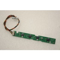 HP L1702 Power Button LED Light 6832137800-01