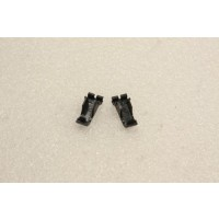 Dell Latitude 2100 LCD Screen Hinge Covers