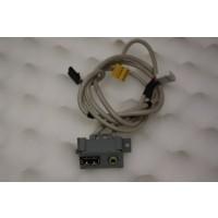 HP Pavilion SlimLine s3110 USB Audio Port Panel