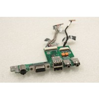 HP Compaq Presario V4000 Audio USB Board Cable 384625-001