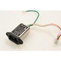 NEC MultiSync LCD1960NXi DC Power Socket