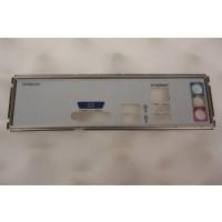 HP Pavilion SlimLine s5000 537560-001 I/O Plate Shield