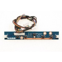 HannStar HU196 Power Button LED Board 454AD630L01