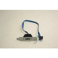 Dell eSATA External SATA Connection SFF Half Height 0XK064 XK064