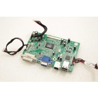 Dell UltraSharp 1907FPf Main Board 490581300100R