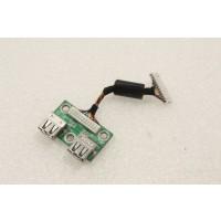 Dell UltraSharp 1905FP USB Ports Board 6832153000-01