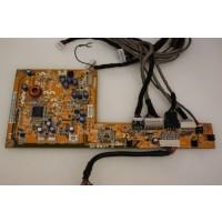 HP TouchSmart IQ700 IQ770 IQ790 LCDB-CF Display Control Board Cables