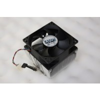 HP Compaq dx2250 Microtower 437832-003 AMD CPU Heatsink Fan
