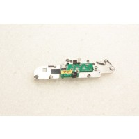 Dell Latitude D520 Power Button Board Bracket DA0DM5YB8C3