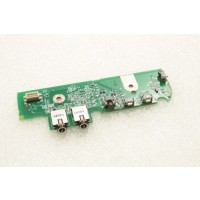 HP Compaq nx9105 Audio Ports Board LS-1813