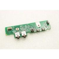 HP Compaq nx9105 Audio Ports Board LS-1813