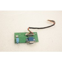Aspen Touch Solutions ATM-152R VGA Audio Ports Board 0637