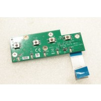 E-System 3086 Power Button Media Board 15-F62-051005
