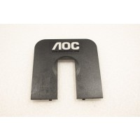 AOC LM729 Back Plastic Cover Black W33L 33L4644