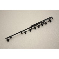 NEC MultiSync LCD 1850E Media Board Plastic Buttons