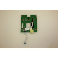 HP Pavilion ze5600 Mouse Button Board DAKT9TB16B9