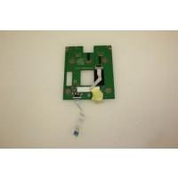 HP Pavilion ze5600 Mouse Button Board DAKT9TB16B9