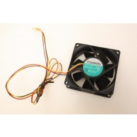 Sunon KD1208PTB3-6 3Pin Case Cooling Fan 80mm x 25mm