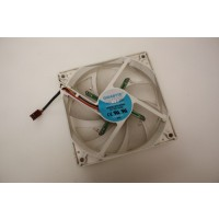 Gigabyte R121225SL Blue LED 3Pin Case Cooling Fan 120mm x 25mm