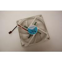 Gigabyte R121225SL Blue LED 3Pin Case Cooling Fan 120mm x 25mm