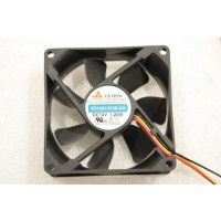 Y.S.Tech Cooling Fan 80mm x 25mm FD1281253B-2A