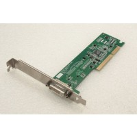 Dell 5M536 05M536 Sil164 Carrera ADD AGP DVI Full Size Adapter Card