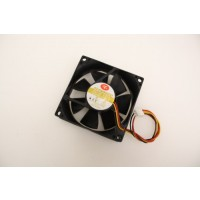 Superred CHA8012CS-A 3Pin Case Fan 80mm x 25mm