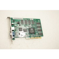 nVidia GeForce 2MX 64MB VGA Video AGP Graphics Card 3K538