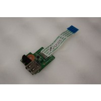 HP Pavilion DV6-3120SA USB Board Port Cable DA0LX6TB4D0
