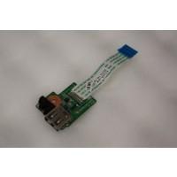 HP Pavilion DV6-3120SA USB Board Port Cable DA0LX6TB4D0