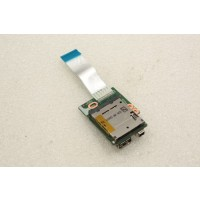 HP ProBook 6550b Card Reader USB Board 6050A2331801