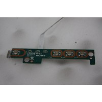 Sony VAIO VGN-NW Series Power Button Board SWX-322